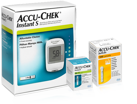 Accu-chek at Woolworths