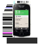 Accu-Chek Solo handset