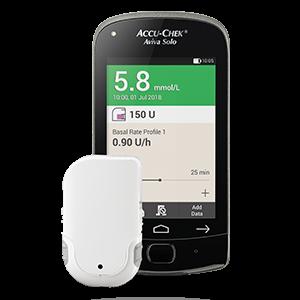 Accu-Chek Aviva Solo Micropump